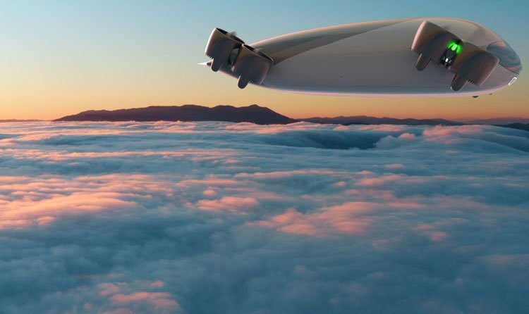 Veículo aéreo Kelekona