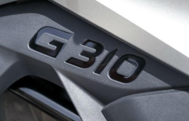 BMW G 310 GS (Foto: Divulgação)