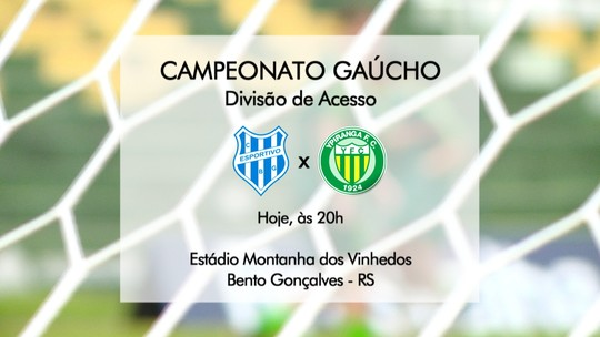 Ypiranga enfrenta o Esportivo pela final da Divisão de Acesso do Gauchão