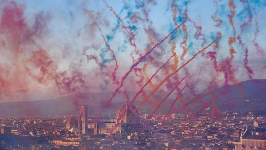 Foto: (Claudio Giovannini/ANSA via AP)