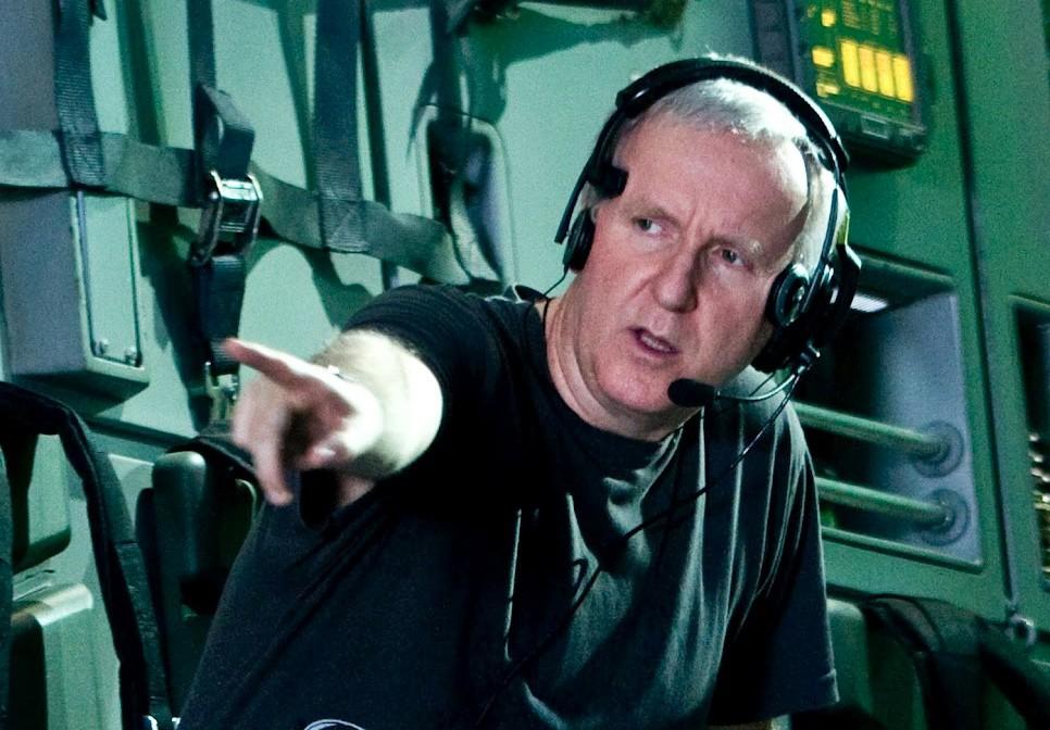 James Cameron (Foto: Reprodução / Making Of)
