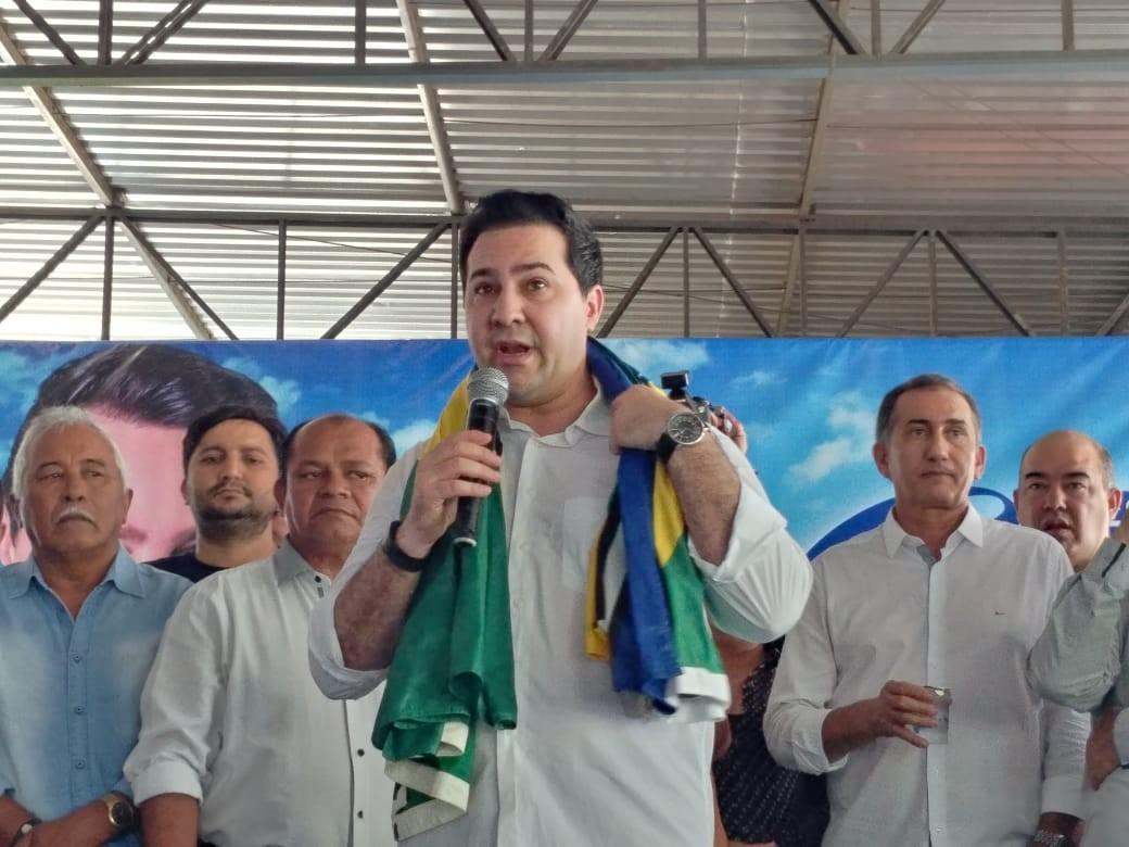 Pastor Guaracy Júnior anuncia pré-candidatura ao Senado Federal pelo PTC