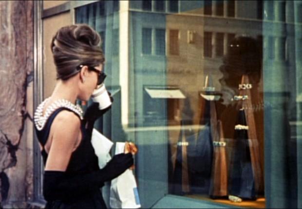 Audrey Hepburn in Breakfast at Tiffany's (Foto: Reprodução/Wikipedia)