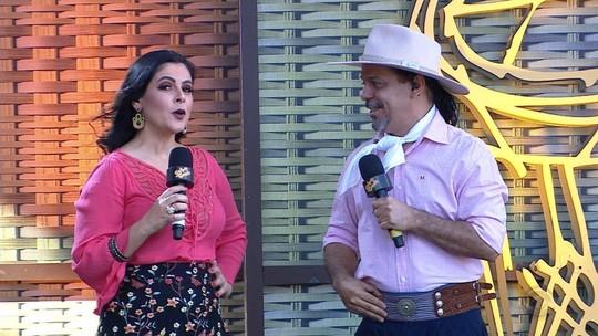 'Galpão Crioulo' reapresentou a 1ª parte do programa gravado na Festa Nacional da Música