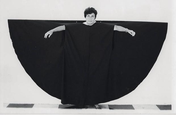 Hábito/Habitante (1985), de Martha Araújo (Foto: Divulgação)