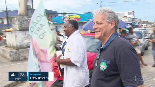 No Recife, João Goulart Filho diz que é preciso 'derrubar' a reforma trabalhista