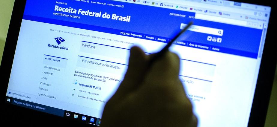 Receita libera hoje consulta ao 4º lote de restituição de imposto de renda
