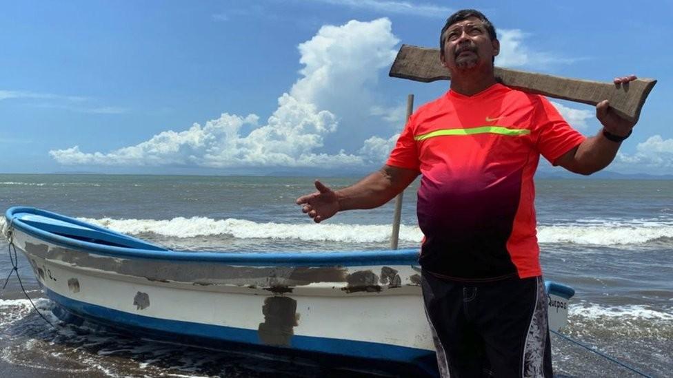 Como é a área mais pobre do país mais rico da América Central, conhecido pelo luxo turístico
