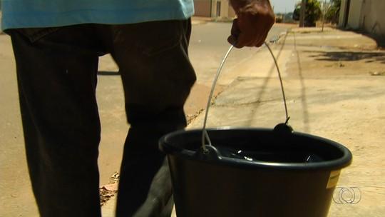 Vazão de rios diminui e prejudica abastecimento de água na Grande Goiânia, diz Saneago
