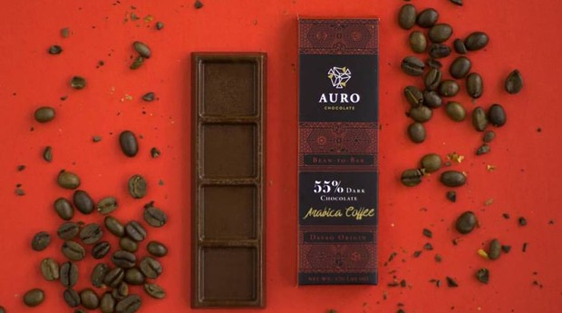 Os produtos são feitos com chocolate belga (Foto: Divulgação)