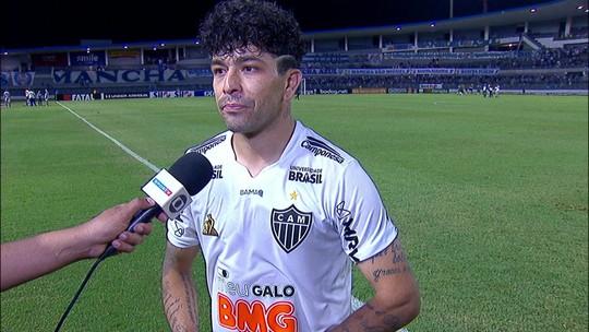 """Vida dura em AL explica emoção de Luan após o jogo contra o CSA: """"Fiz o gol na minha terra"""""""