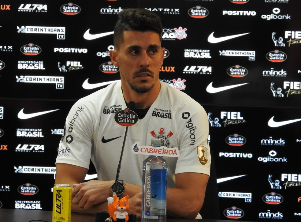 Danilo Avelar reforça a lateral do Corinthians, que perdeu Sidcley (Foto: Agência Corinthians)