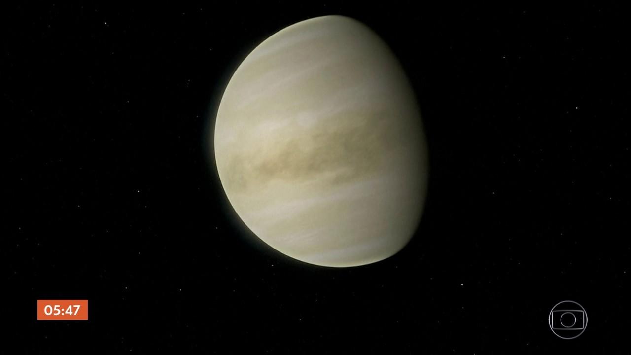 Gás encontrado na atmosfera de Vênus pode indicar vida extraterrestre microbiana