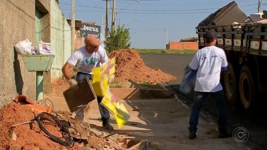 Lençóis Paulista recebe projeto Cidade Limpa nesta semana
