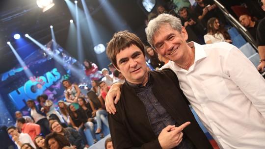 Serginho Groisman revela música do nascimento do filho