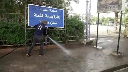 Atentado suicida deixa mortos e feridos em Bagdá