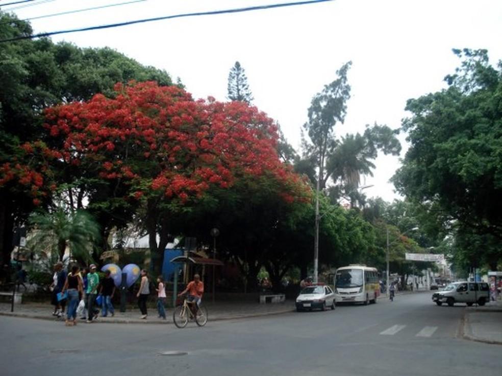 Ruas passarão a ter estacionamento rotativo (Foto: Prefeitura Teófilo Otoni/Divulgação)