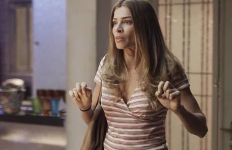 Na quarta-feira (11), Paloma será rendida pelos bandidos e obrigada a levá-los para a mansão de Alberto TV Globo