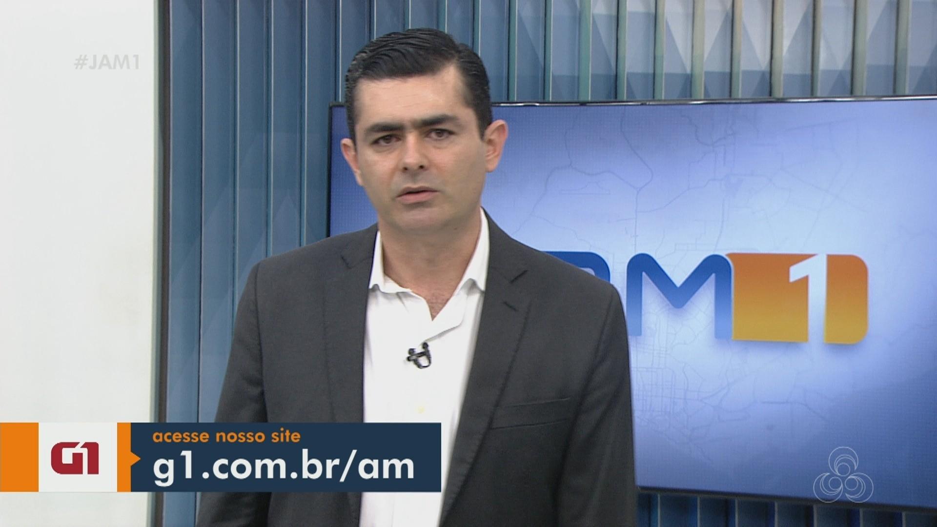 VÍDEOS: Prefeitura de Manaus realiza processo seletivo para temporários da saúde; Veja destaques do JAM 1