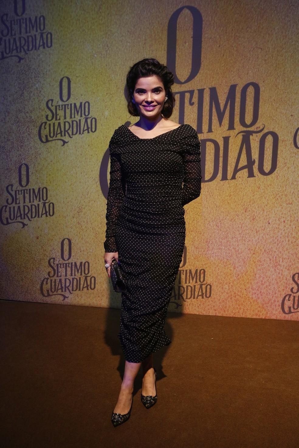Vanessa Giácomo será Stella em 'O Sétimo Guardião' — Foto: Fabiano Battaglin/Gshow