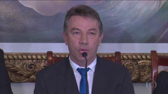 Antonio Denarium anuncia pagamento de servidores da Segurança em Roraima