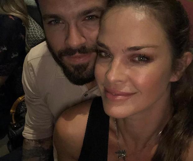 Leticia e o namorado Arthur (Foto: Reprodução / Instagram)