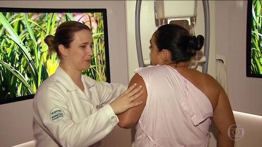 Mais de 8 milhões de mulheres deixaram de fazer mamografia