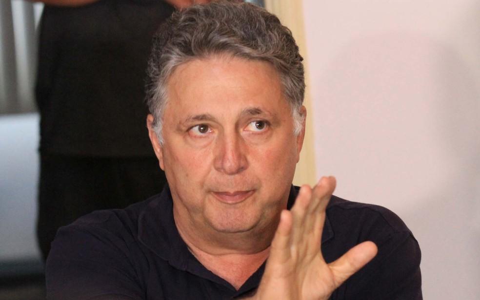 O ex-governador do RJ Anthony Garotinho — Foto: José Lucena/Futura Press/Estadão Conteúdo