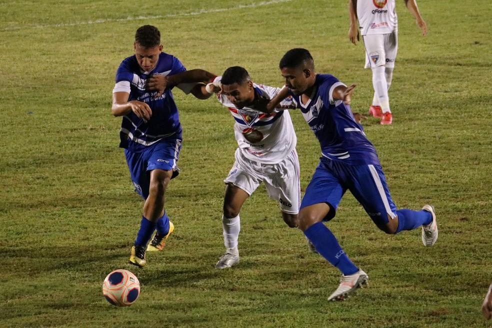 Potyguar está de volta à primeira divisão — Foto: Augusto César Gomes/ge