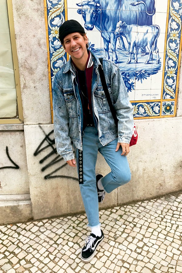 Caio Braz (Foto: Arquivo pessoal)