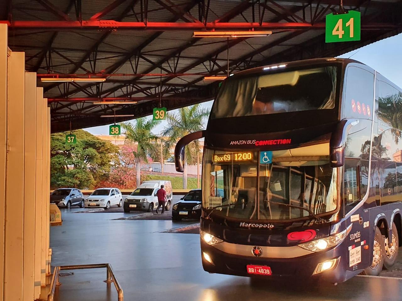 Taxa de embarque tem reajuste de preço na Rodoviária de Londrina