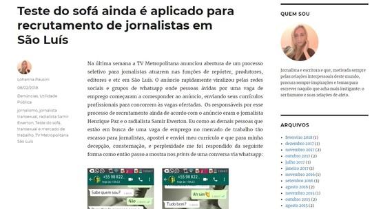 G1 – Maranhão  notícias e vídeos da TV Mirante  d1dacfbfb17e7