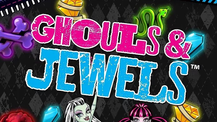Monster High Ghouls and Jewels (Foto: Divulga??o)