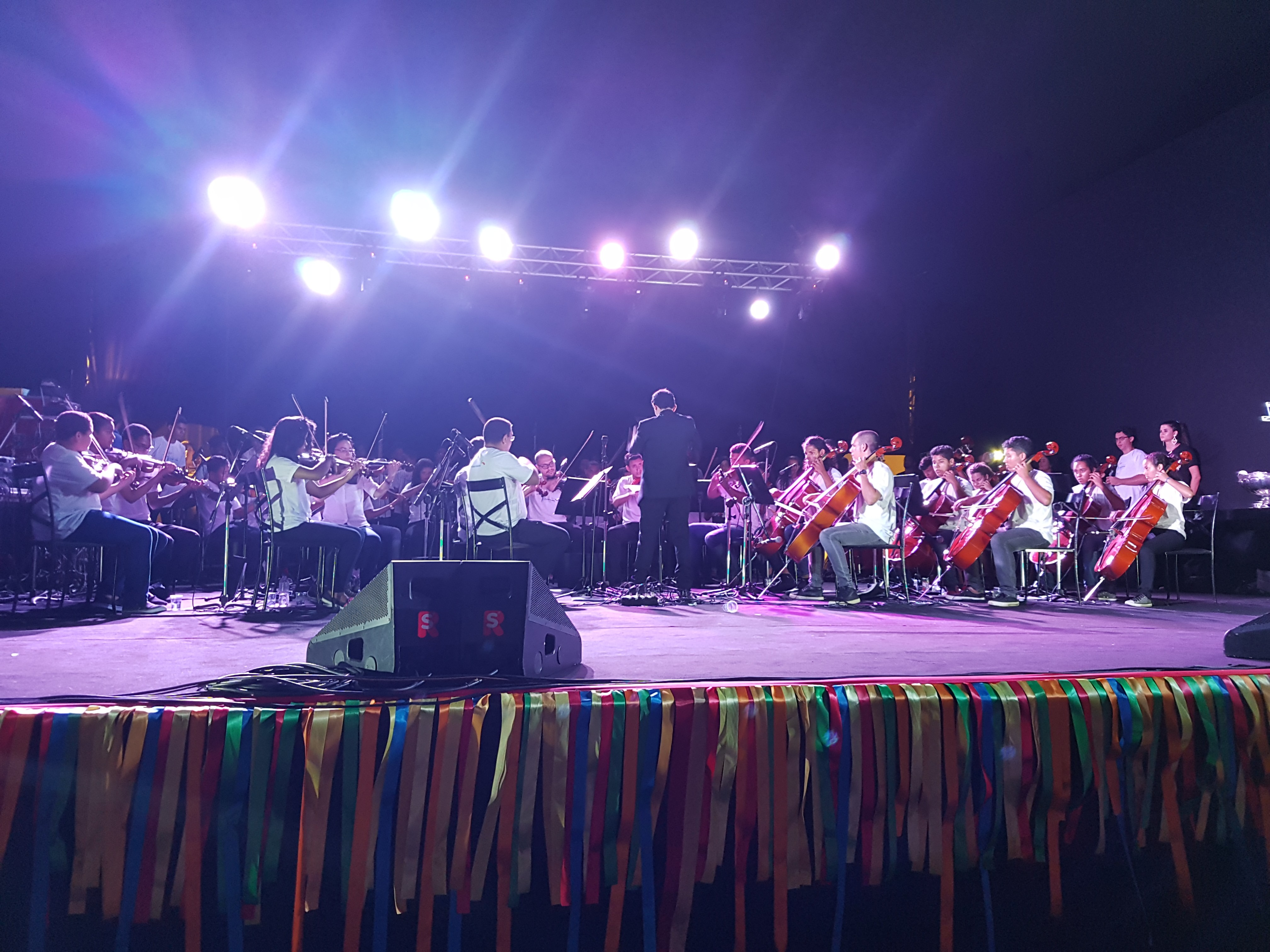 Projeto Orquestra Jovem de Sergipe está com inscrições abertas  - Notícias - Plantão Diário