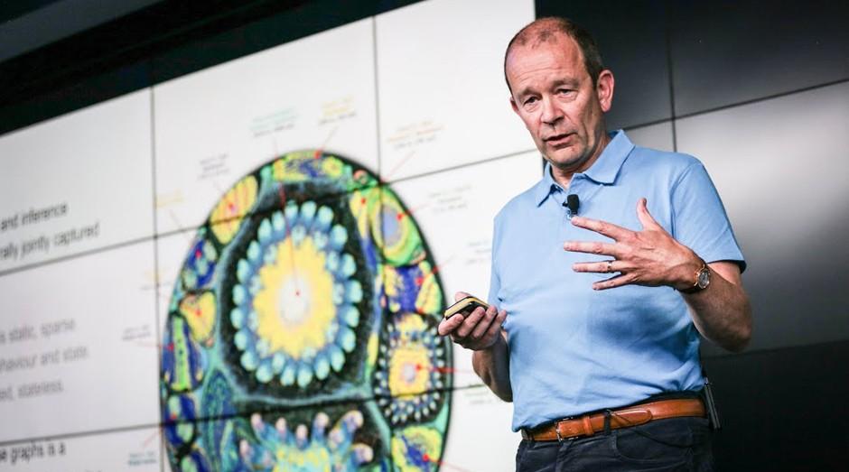 Simon Knowles, cofundador da Graphcore: deep learning transformado em negócios (Foto: Divulgação)