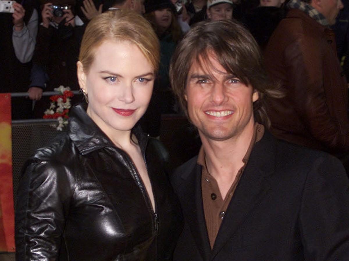 Escritor expõe o papel da Cientologia na separação de Tom Cruise e Nicole Kidman (Foto: Getty Images)