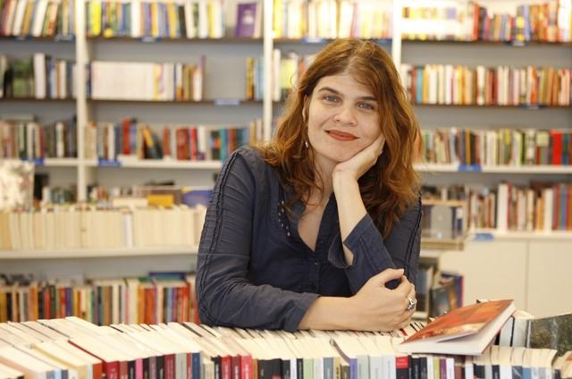 Claudia Lage (Foto: Gustavo Stephan-16/03/2013)