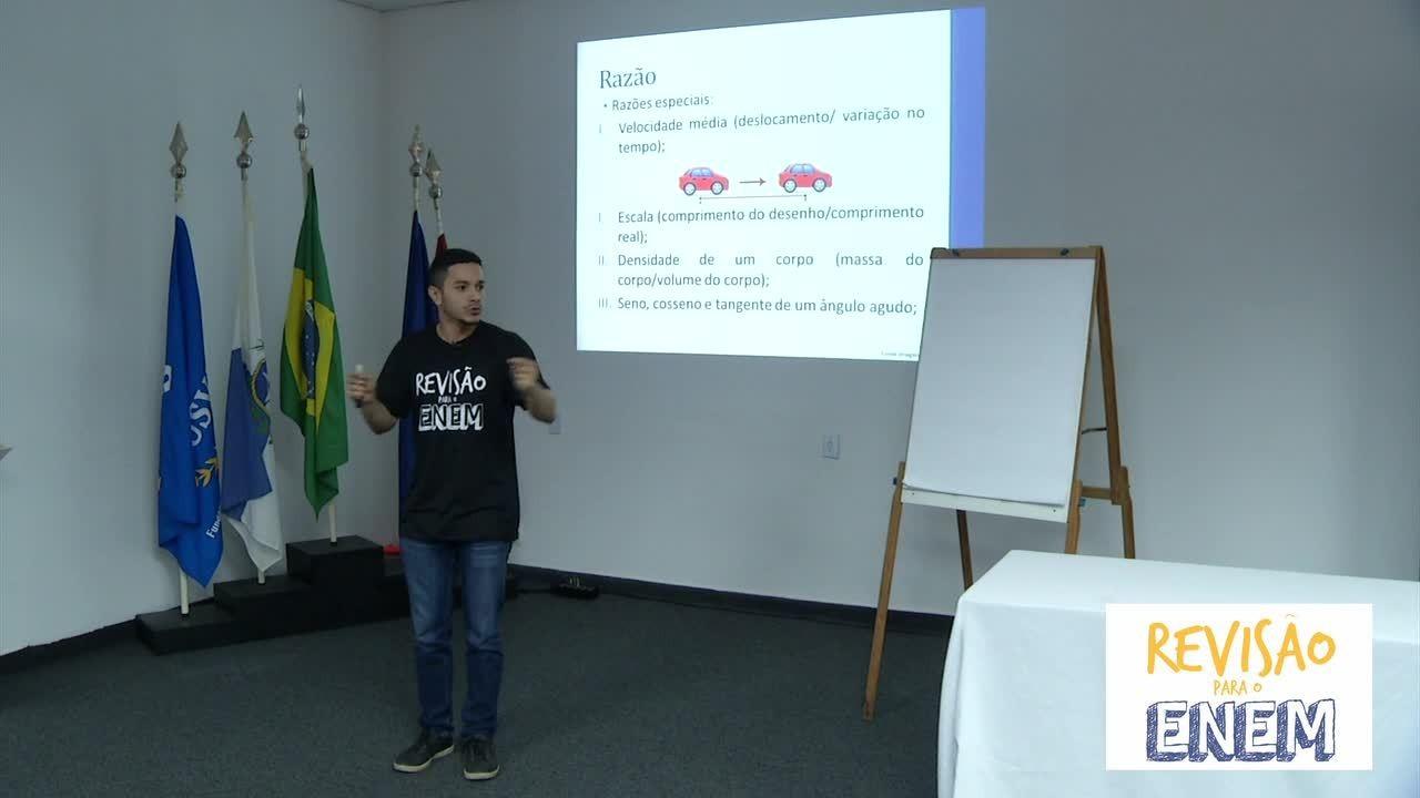 VÍDEOS: Revisão para o Enem 2019 - Notícias - Plantão Diário