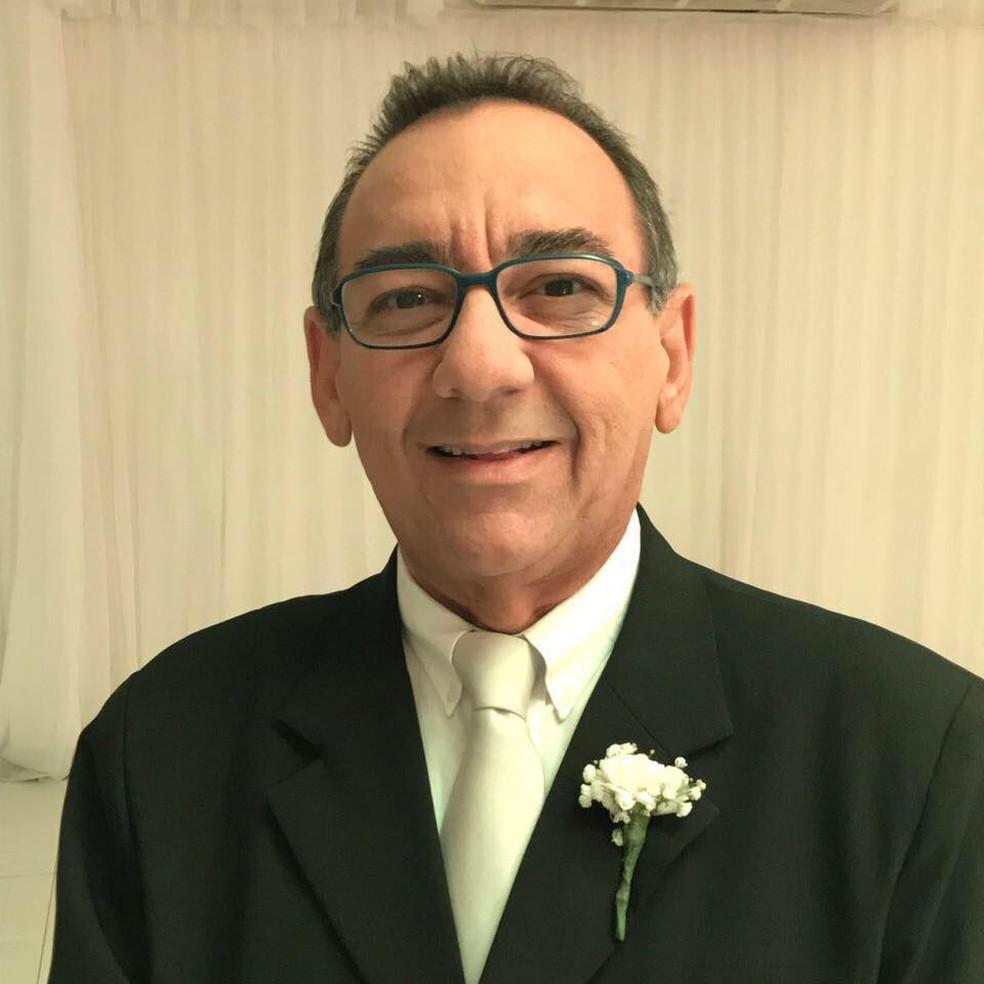 Ex-deputado Paulo Wagner morreu na noite deste domingo (29) em Nísia Floresta, na Grande Natal — Foto: Reprodução/Redes Sociais