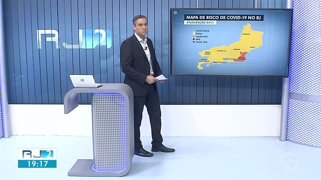 RJ2 atualiza os números da pandemia da Covid-19 na região