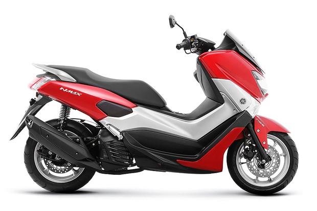 Yamaha NMax 160 (Foto: Yamaha)