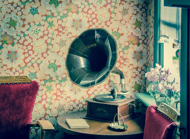Aposte na decoração vintage (Foto: Pexels)