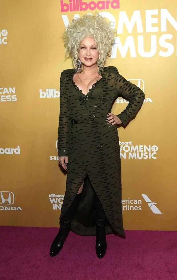 Cyndi Lauper (Foto: Getty Images)
