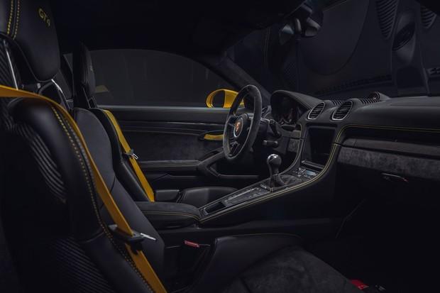 Porsche 718 (Foto: Divulgação)
