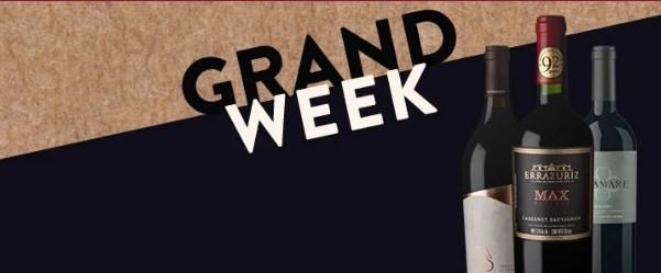 Grand Cru: promoções na Grand Week