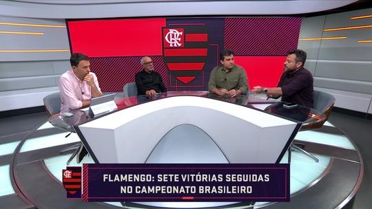 No Seleção SporTV, Júnior destaca defesa do Flamengo em campanha do líder do Brasileiro
