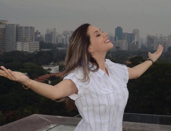 Adriana Ramalho, vereadora do PSDB em São Paulo (Foto: Reprodução/Facebook)