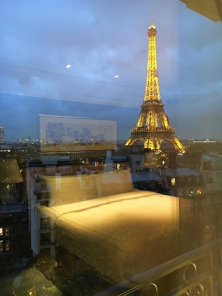 Pela janela do meu quarto...