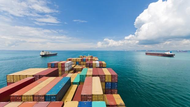 Contêineres ; portos ; PIB do Brasil ; exportação ; importação ; balança comercial ;  (Foto: Getty Images/Arquivo)