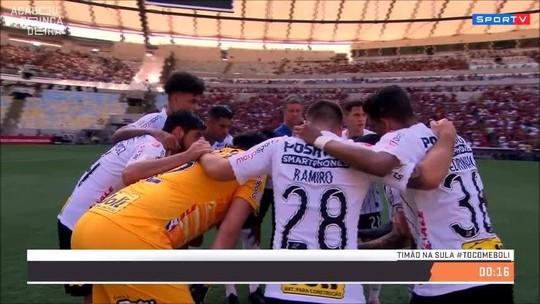 Acabou a Brincadeira pergunta: Corinthians consegue a vaga na Libertadores?